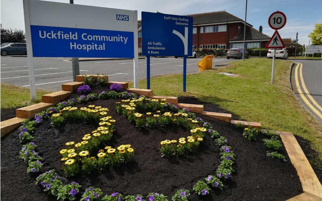 Uckfield Community Hospital Celebrates its 25th Birthday!