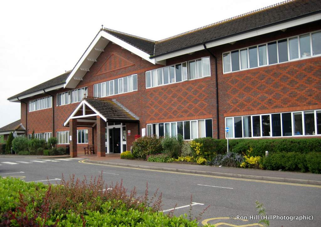 IMG_3549RH Uckfield Hospital by Ron Hill