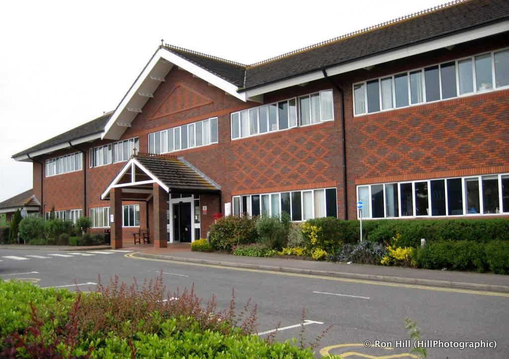 IMG_3549RH Uckfield Hospital by Ron Hill