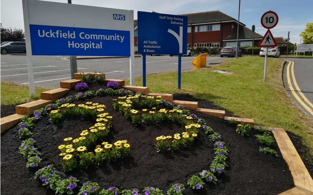 Uckfield Community Hospital Celebrates its 25th Birthday!